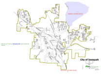 City Limit Boundaries Map
