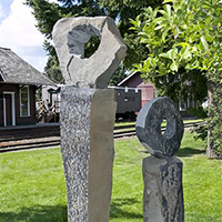 The Pillars (Sculpture)