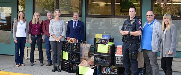 Food Bank, Food Drive, Mayor