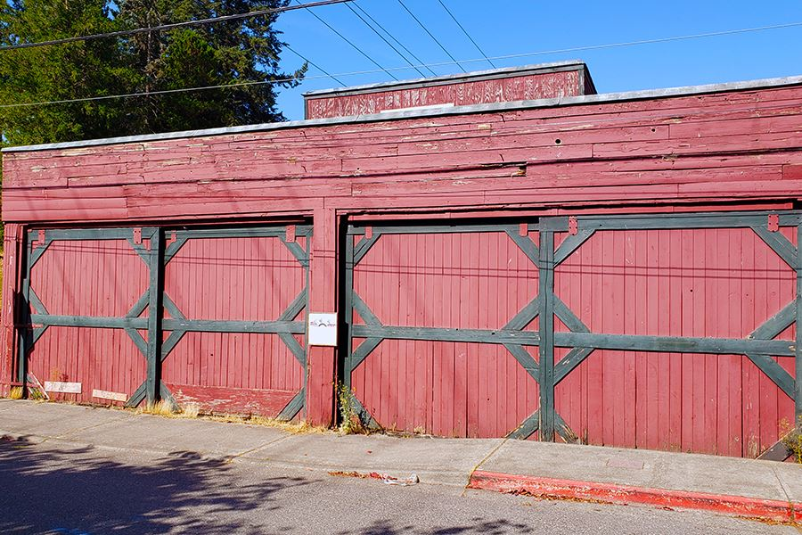 Historic Landmark- Auto Freight Building