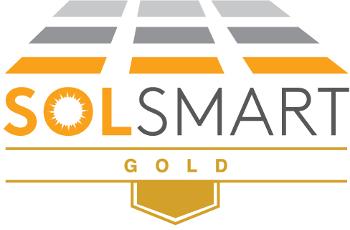 SolSmart Gold Designation