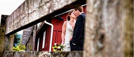 Pickering Barn Wedding - Wallflower Photography